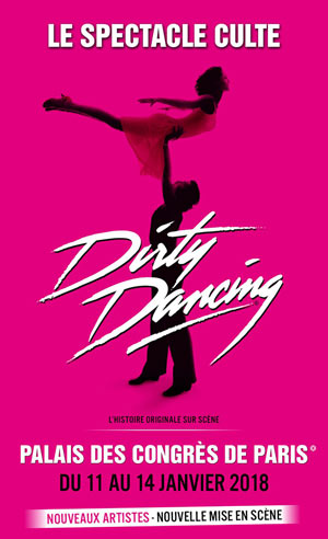 Gaëlle Pauly dans Dirty Dancing