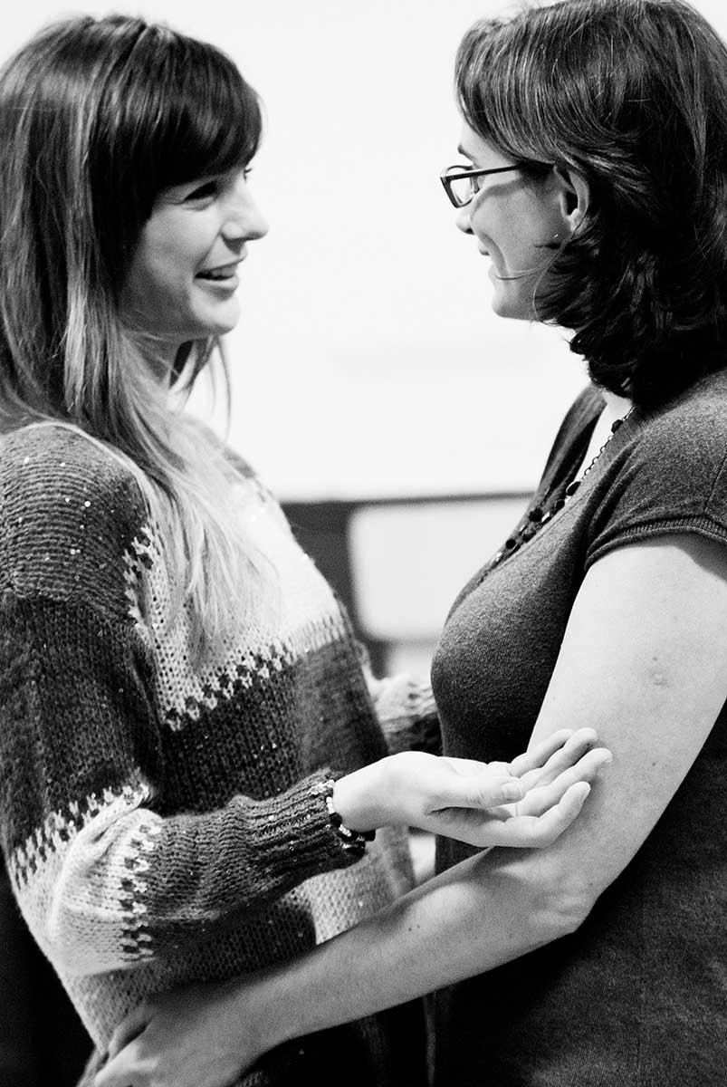 Session Meisner avec Ornella Fleury au Cours Peyran-Lacroix