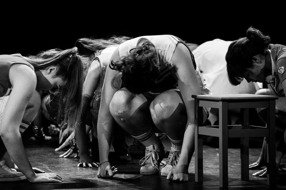 Représentation Like Set & Match présentée par le Cours Peyran-Lacroix