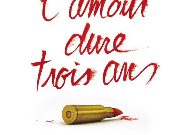 Delphine Pariset dans L'Amour Dure Trois Ans