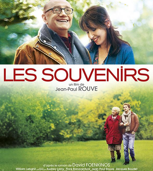 Sally Micaleff, Milena Beurer, Alexandre Martins et Ghislain Delbecq dans Les Souvenirs
