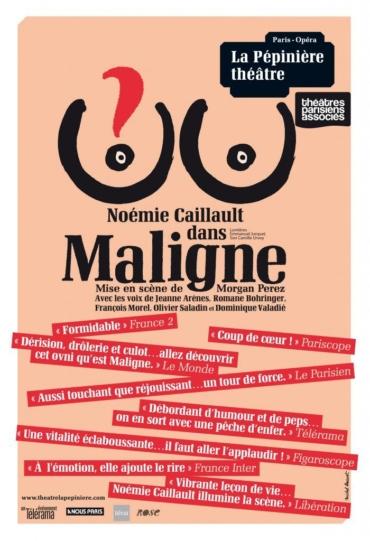 Noémie Caillault dans Maligne