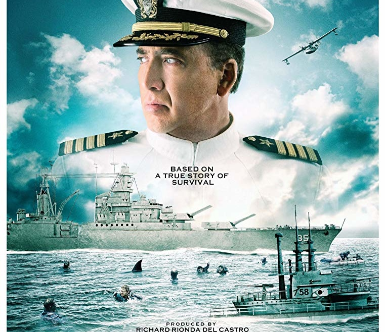 Patrice Cols dans USS Indianapolis – Men of Courage
