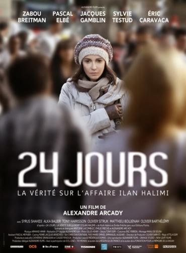 Julien Naccache dans 24 Jours