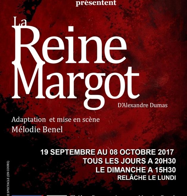 Alexandre Martins dans La Reine Margot