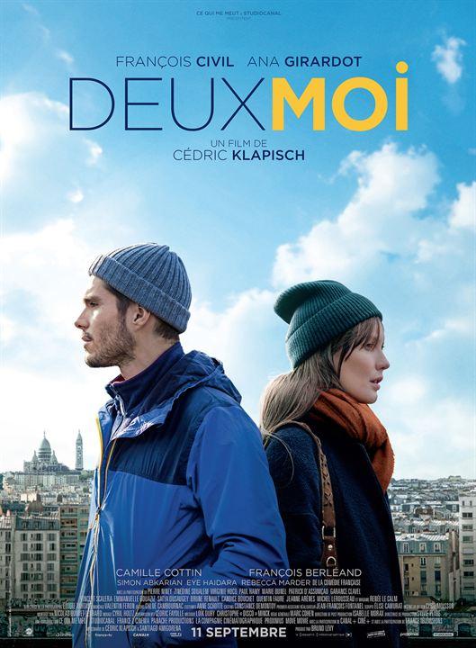 """Jeanne Arenes, dans le nouveau film de Cédric Klapish """"Deux moi"""" sortie en salle le 11 septembre 2019"""