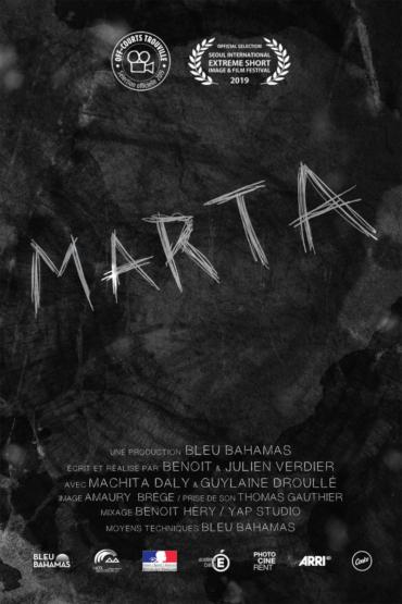 MARTA, des Frères Verdier au Festival Off-Courts 2019 de Trouville