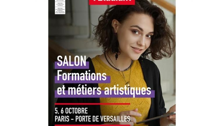Le Cours Peyran Lacroix au Salon Etudiant des Formations Artistiques les 5 et 6 Octobre 2019