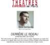 Interview Victor Belmondo -Théâtres et Spectacles de Paris