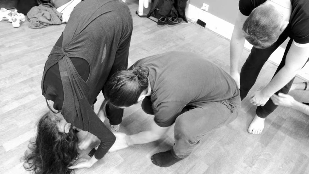 Masterclass Technique Alexander au Cours Peyran Lacroix