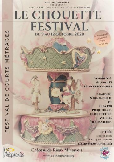 Le Chouette Festival par Delphine Poudou