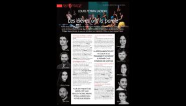 Théâtres et Spectacles de Paris automne 2020