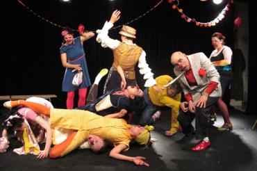 Mylène Lormier et l'Art du Clown